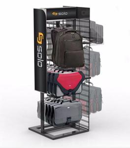 Floor Standing Bag Display Rack                          MW-D005