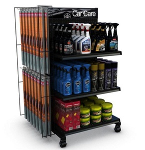 Car Care Display Rack MD-C006