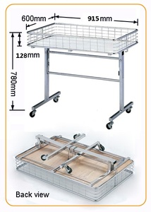 Store Folding Display Table  MW-B014