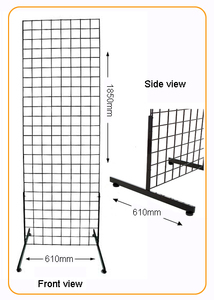 Back Slat Grid Rack Kit  MW-G006