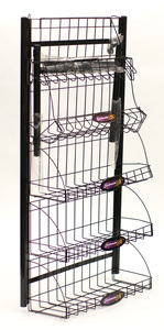 5 Adjustable Shelves Wire  Rack                         MW-D008