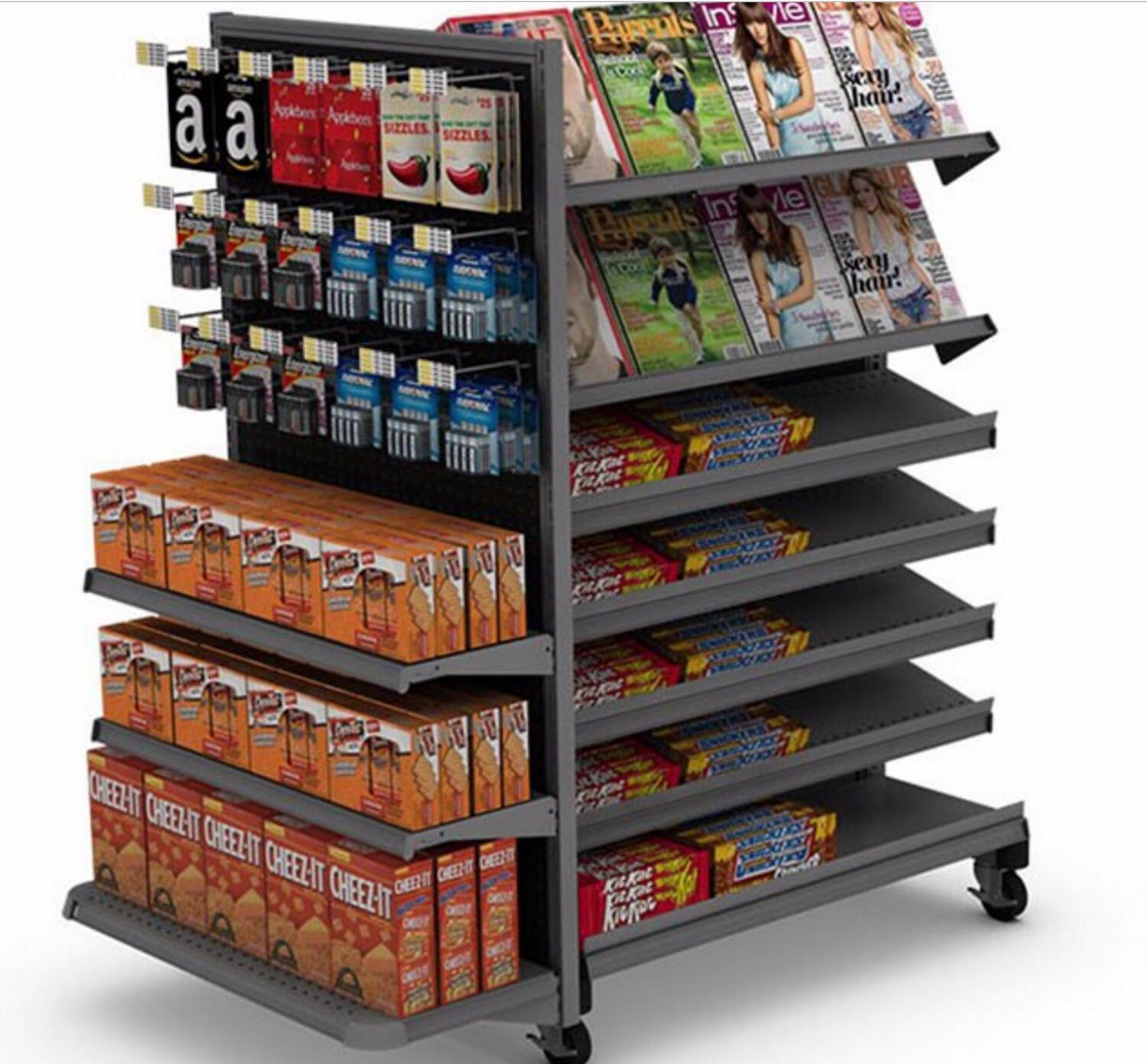 Retail Store Shelf Rack   MD-S009