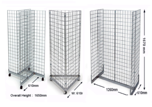 Wire Spinner/Grid Display